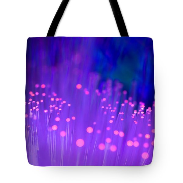 Electric Ladyland Tote Bag by Dazzle Zazz