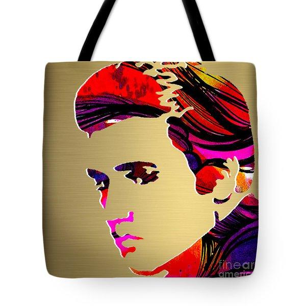 Elivs Gold Series Tote Bag
