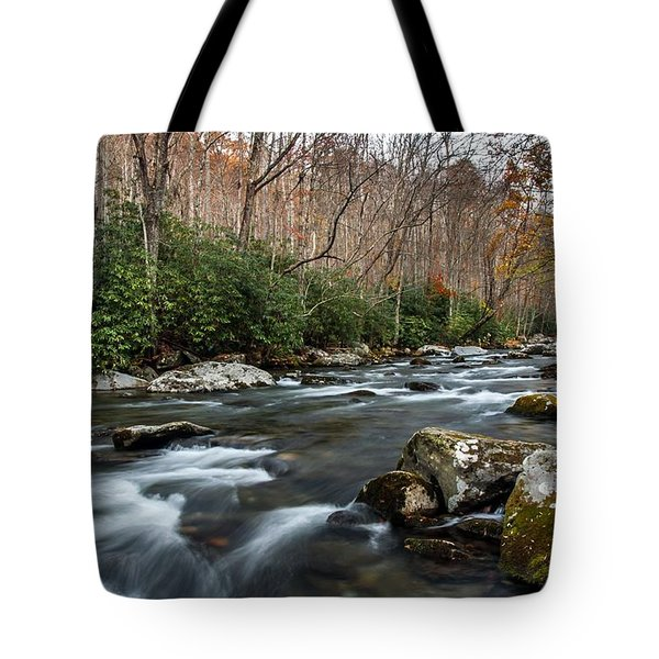 Elkmont Stream Tote Bag