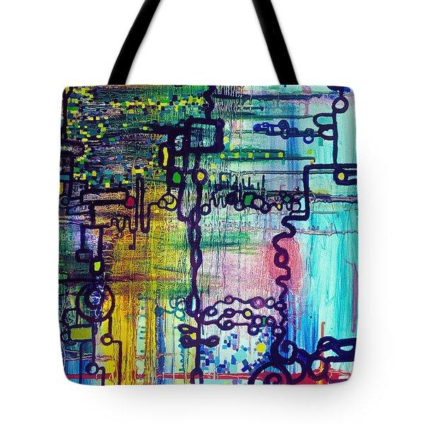 Emergent Order Tote Bag