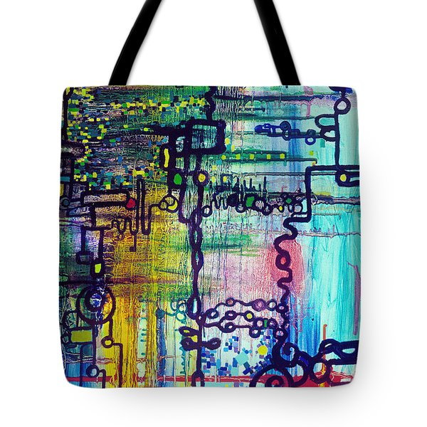 Emergent Order Tote Bag