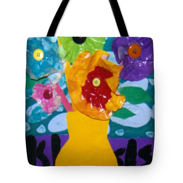 Emilie World Tote Bag