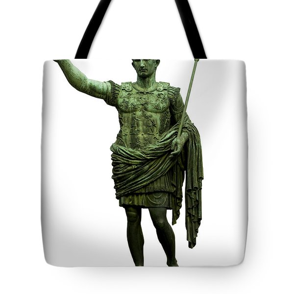 Emperor Caesar Augustus Tote Bag