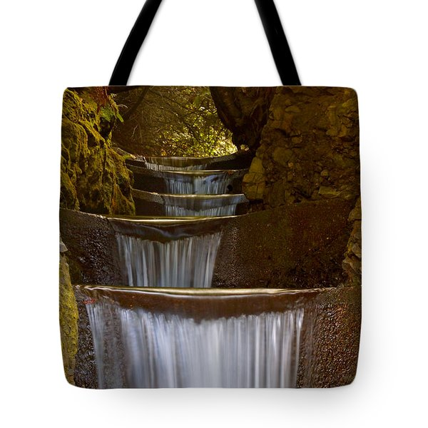 Endless Waterfall Tote Bag