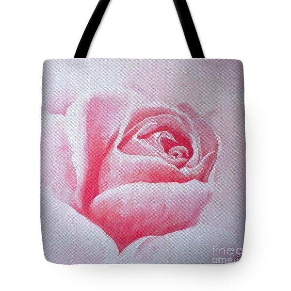 English Rose Tote Bag
