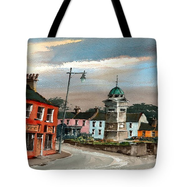 Enniskerry Village Wicklow Tote Bag