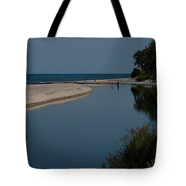 Entrance Tote Bag by Joseph Yarbrough