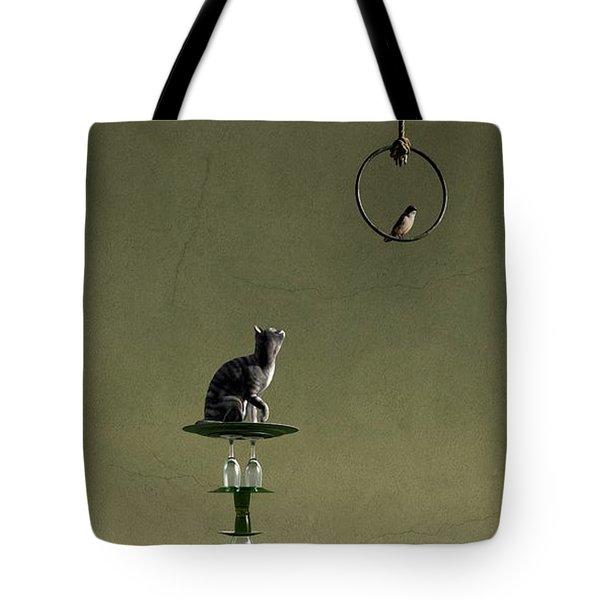 Equilibrium IIi Tote Bag