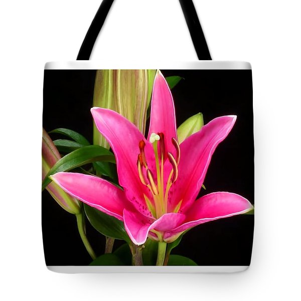 Erotic Pink Purple Flower Selection Romantic Lovely Valentine's Day Print Tote Bag