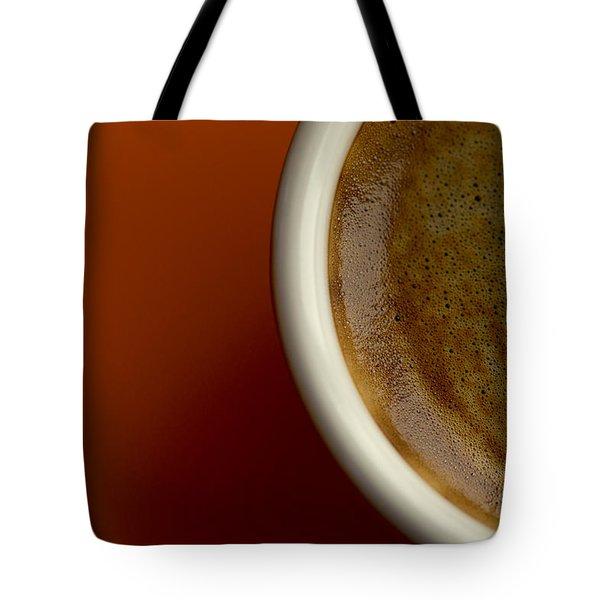 Espresso Tote Bag by Chevy Fleet