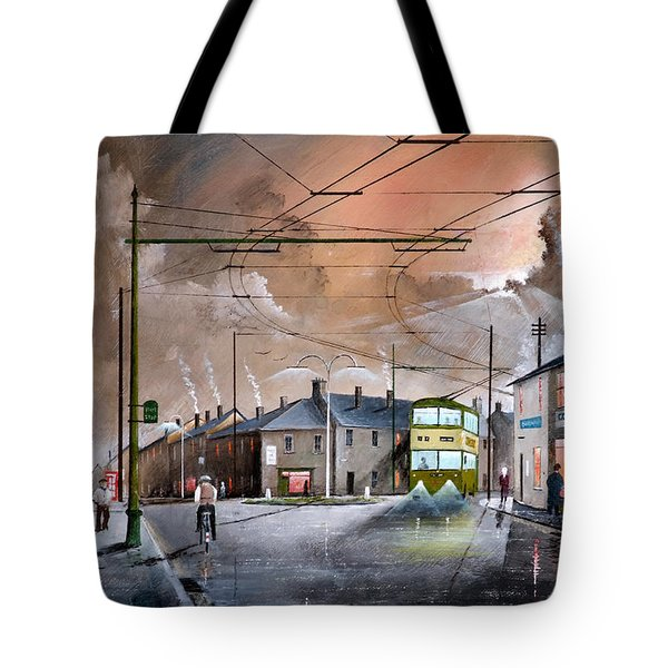 Eve Hill - Dudley - C1950s Tote Bag