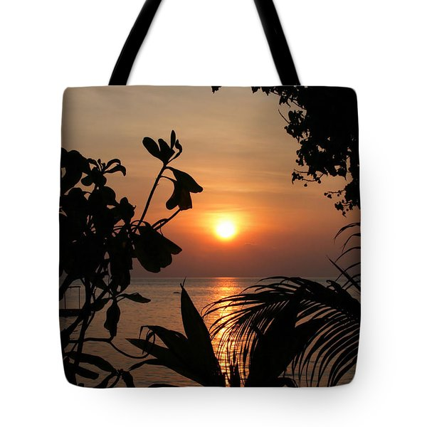 Evening Sun Tote Bag