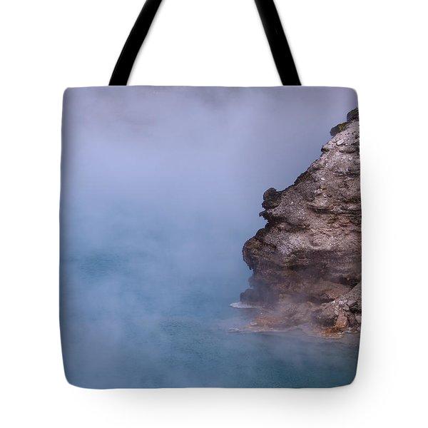 Excelsior Geyser Crater Tote Bag