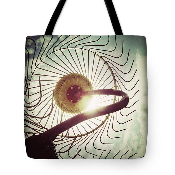 Eye Harvest Tote Bag