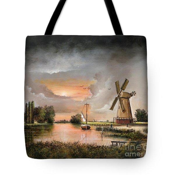 Fairhaven Mill Tote Bag