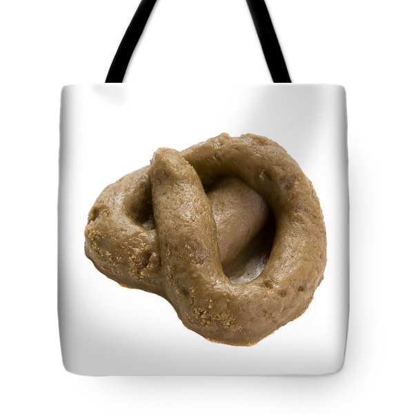 Tote Bag featuring the photograph Fake Dog Poop by Lee Avison