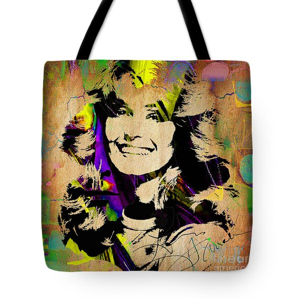 Farrah Fawcett Collection Tote Bag