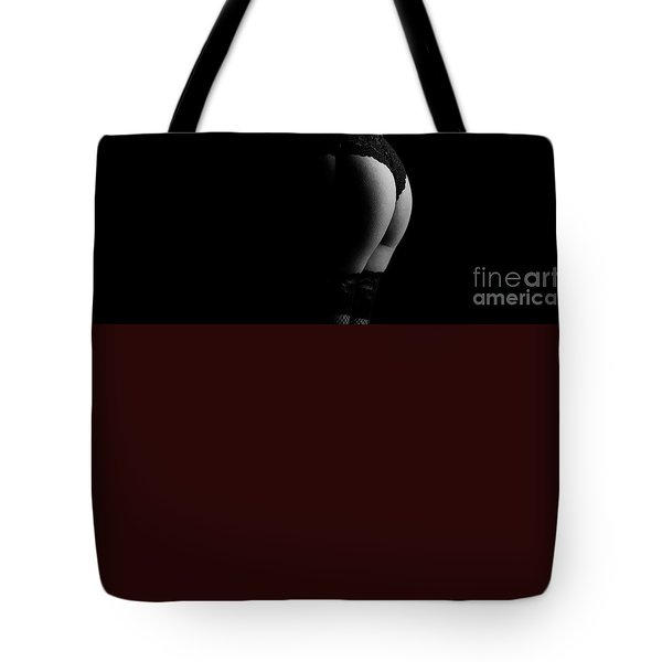 Female Body Tote Bag