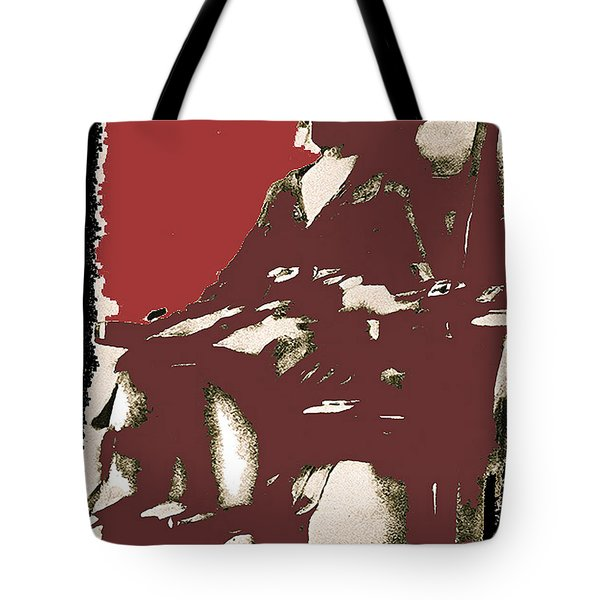 Film Homage Picture Snatcher Number 1 1933 Ruth Snyder Execution January 1928-2013 Tote Bag