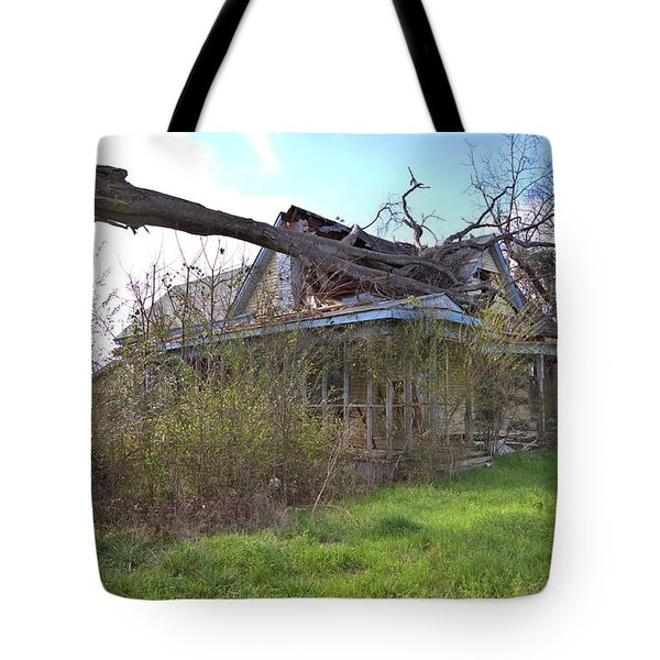 Fixer Upper Tote Bag by Gordon Elwell