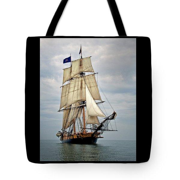 Flagship Niagara Tote Bag