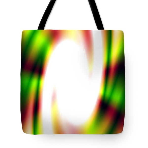 Flash Tote Bag by Christopher Gaston