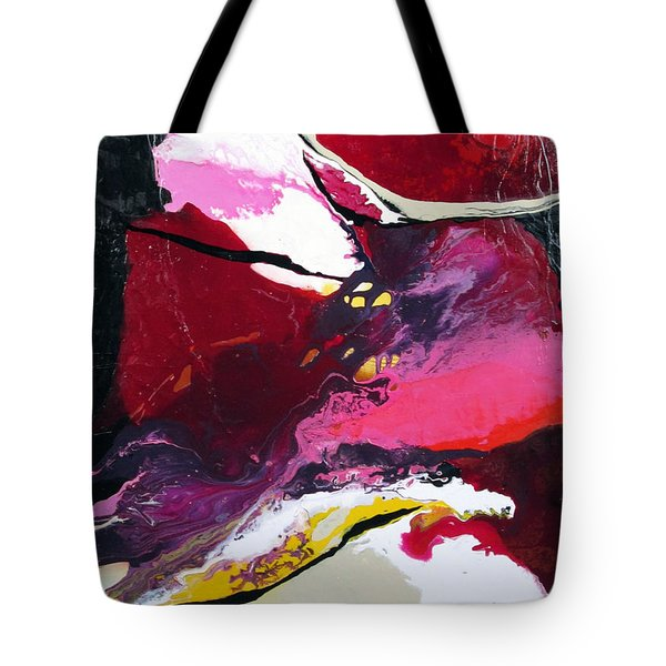 Flow With Me Tote Bag