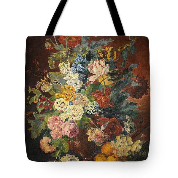 Flowers Of Light Tote Bag