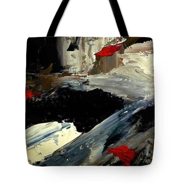 Flume Tote Bag by Dick Bourgault