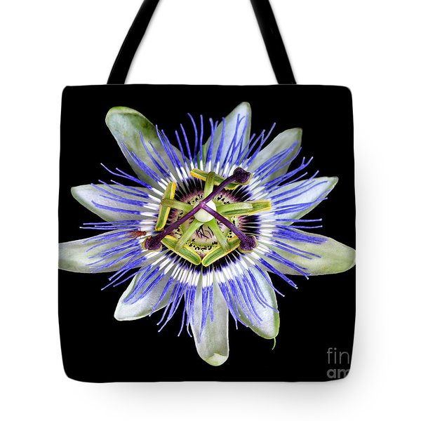 Tote Bag featuring the photograph Fly's Passion by Jennie Breeze