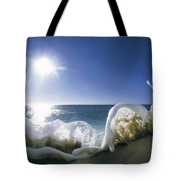 Foam Inertia Tote Bag