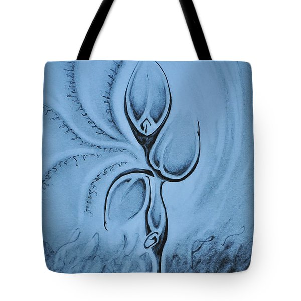 For All To See Tote Bag