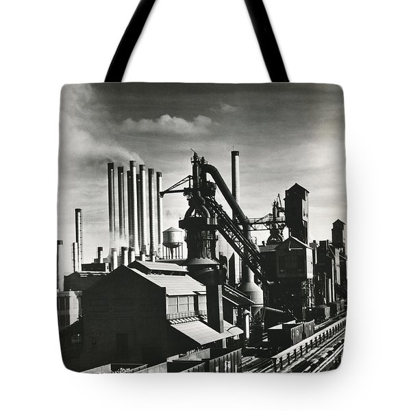Ford's River Rouge Plant Tote Bag