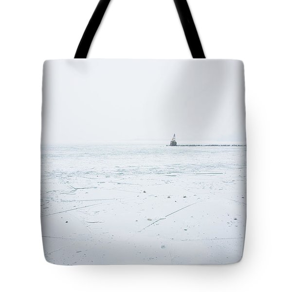 Frozen Tote Bag by Joanna Madloch
