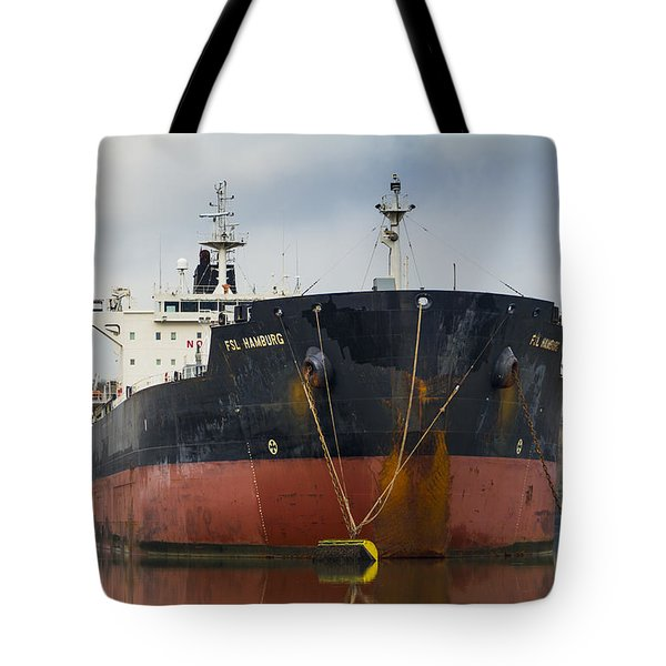 Fsl Hamburg Tote Bag