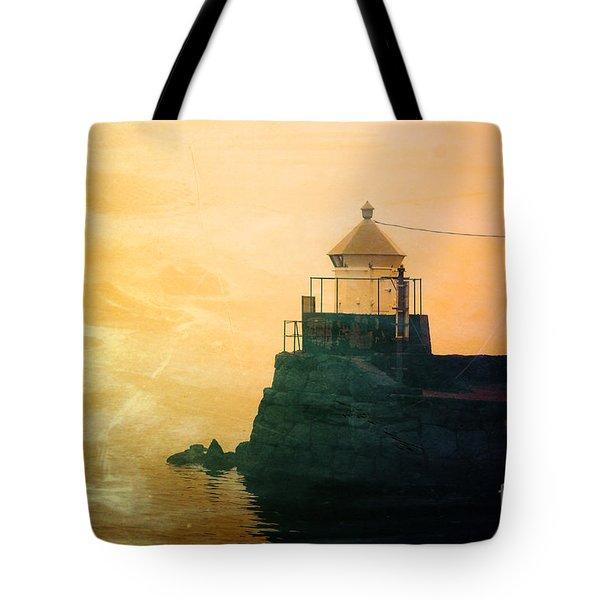 Fyllinga Lighthouse Tote Bag