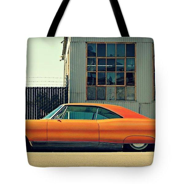 Gambino's Bonneville Tote Bag