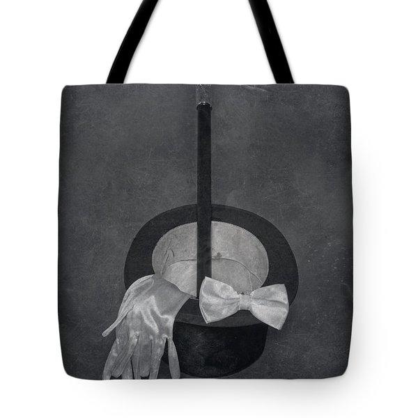 Gentleman Tote Bag by Joana Kruse