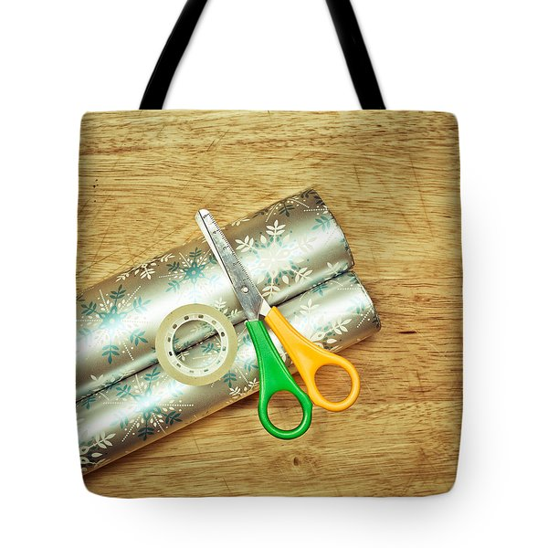 Gift Wrapping Tote Bag