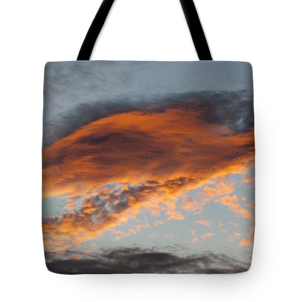 Gloaming Tote Bag by Michal Boubin