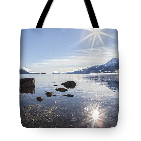Glorious Sun Tote Bag