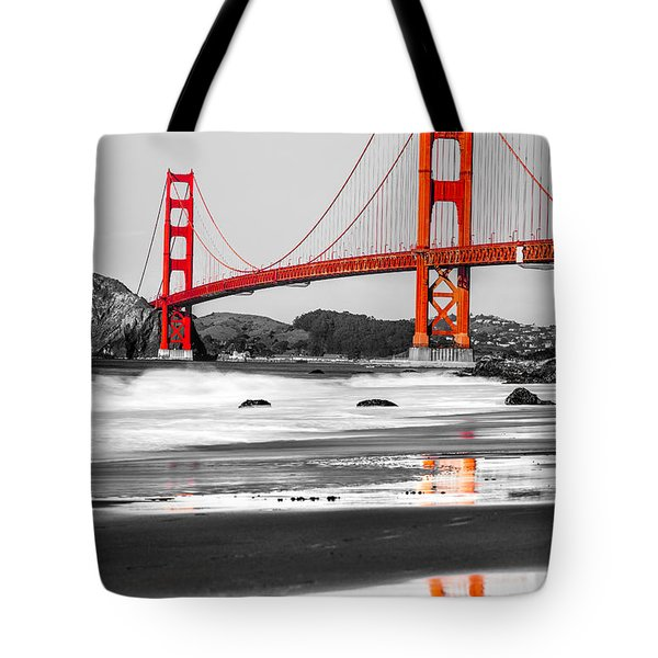 Golden Gate - San Francisco - California - Usa Tote Bag