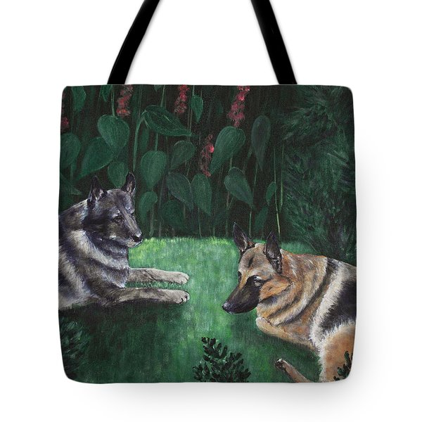 Good Friends Tote Bag