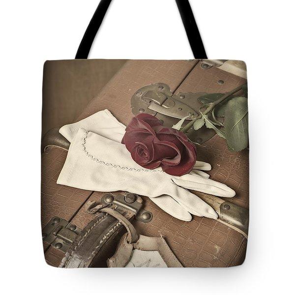 Goodbye Tote Bag by Joana Kruse
