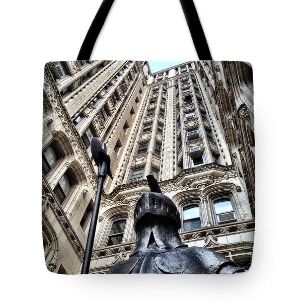 Gothic Gramercy Tote Bag