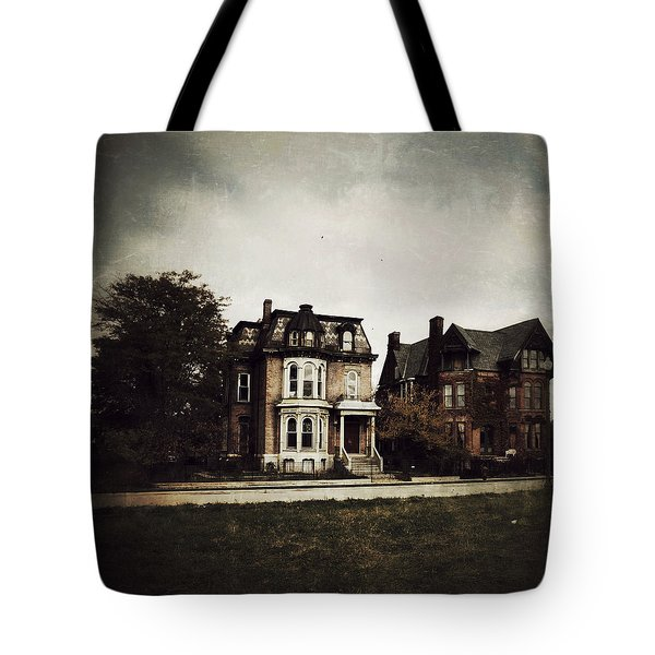 Gothic Victorians Tote Bag