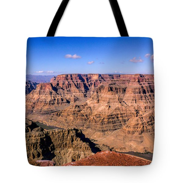 Grand Canyon Tote Bag by Lynn Bolt
