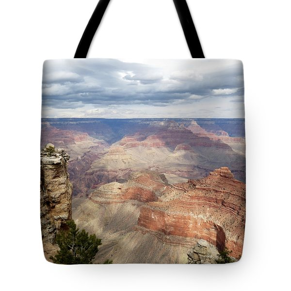 Grand Canyon National Park Tote Bag by Laurel Powell