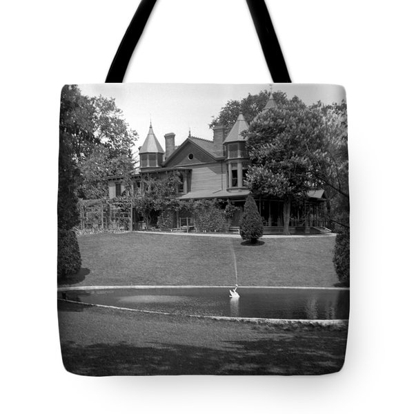 Grand Old House Tote Bag