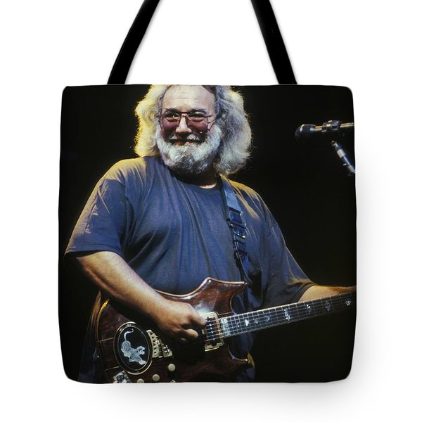 Grateful Dead - Uncle Jerry Tote Bag